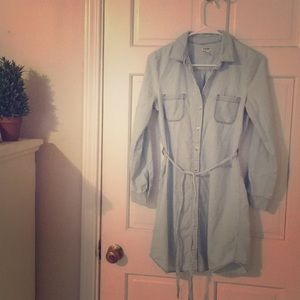 Old navy jean dress - xs